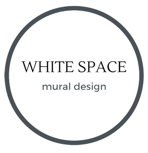 White Space Mural Design