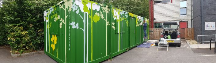 urban-city-woodland-trees-shippingcontainer-mural-landscapeview-green