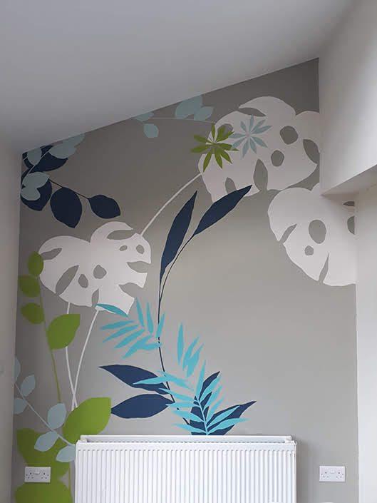 large-tropical-leaf-diningroom-wall-mural