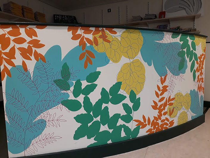 leaves-colourful-reading-corner-wall-mural-detail-blueblue