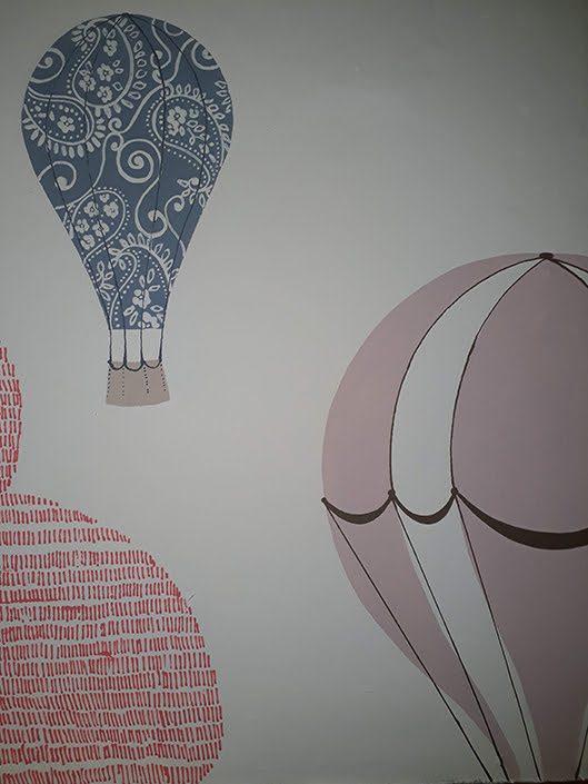 girls-bedroom-hotairballoon-wall-mural-pattern
